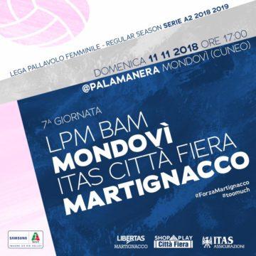 Domenica, alle 17, l'Itas Città Fiera a Mondovì