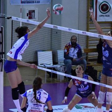 Itas Città Fiera – Roma 3-2