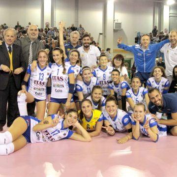 Itas Città Fiera – Baronissi 3-0