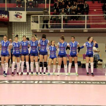 Mondovì – Itas Città Fiera 3-0