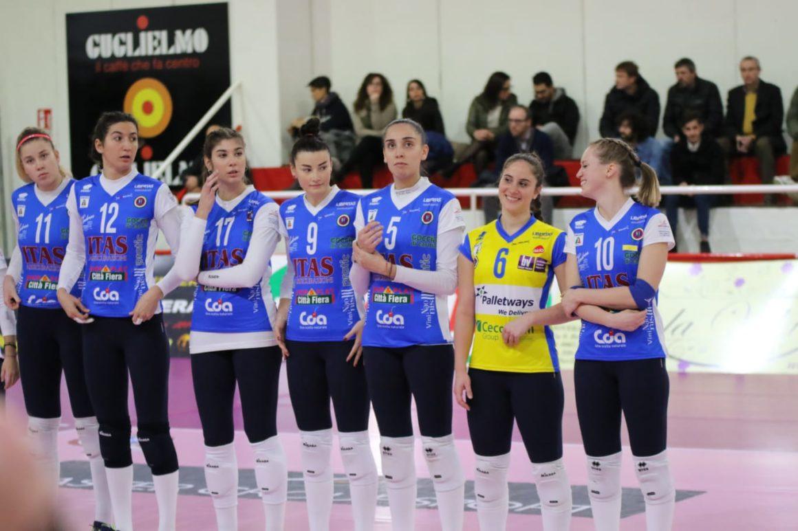 Soverato – Itas Città Fiera 0-3