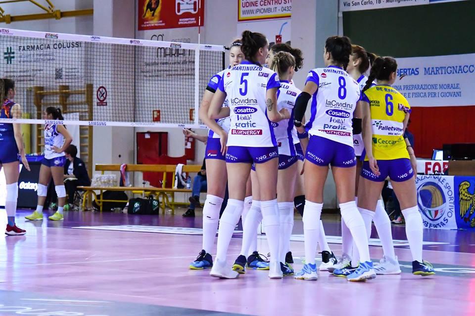 Caserta – Itas Città Fiera 3-0