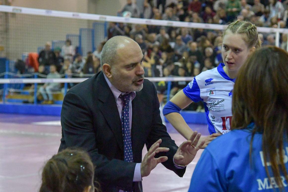 Le parole di coach Gazzotti tra Orvieto e Olbia