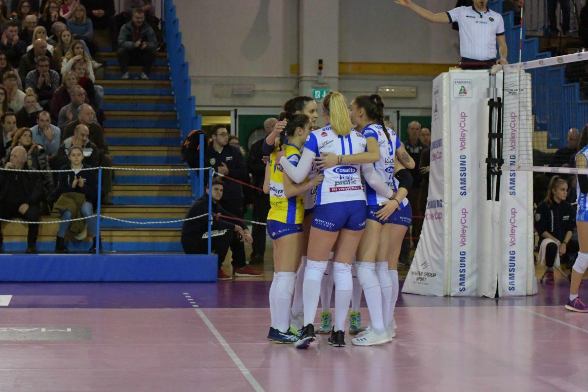 Itas Città Fiera – Olbia 3-0