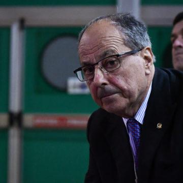 Il pres Ceccarelli chiama a raccolta per la Coppa