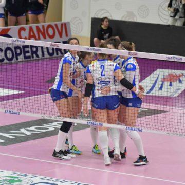Sassuolo – Itas Città Fiera 3-0