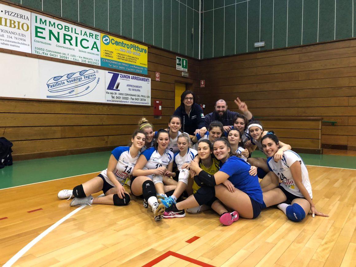 Esordio vincente per l'U16 azzurra nella 2^ fase