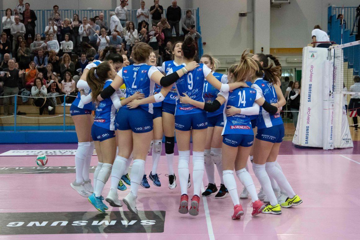 Itas Città Fiera – Ravenna 3-0