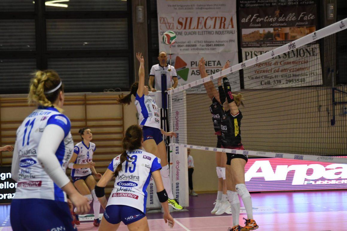 S. Giovanni in Marignano – Itas Città Fiera 3-0