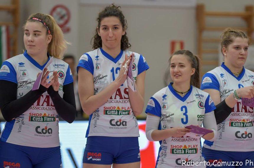 Beatrice Molinaro convocata in Nazionale!