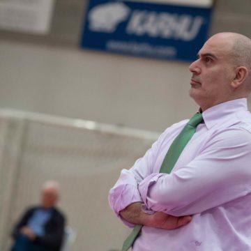Comunicato: coach Gazzotti resta con noi!
