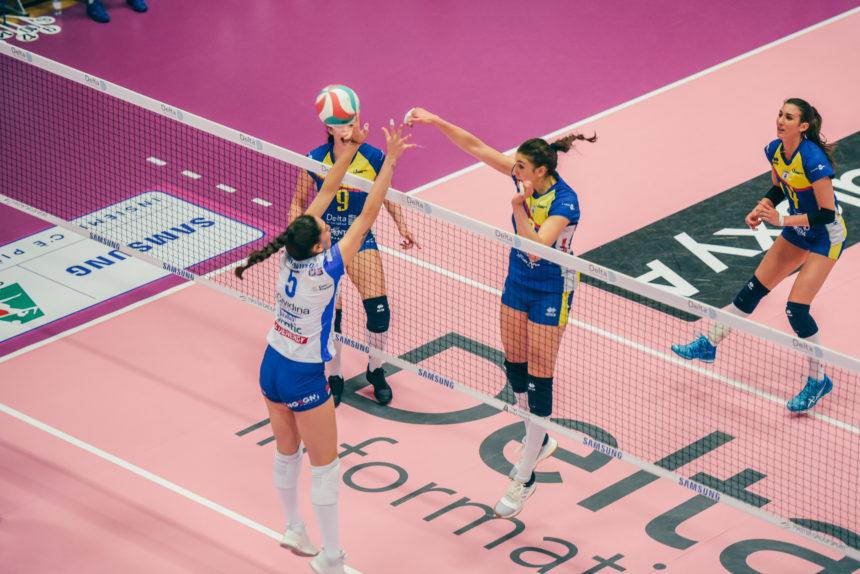 Trento – Itas Città Fiera 3-1