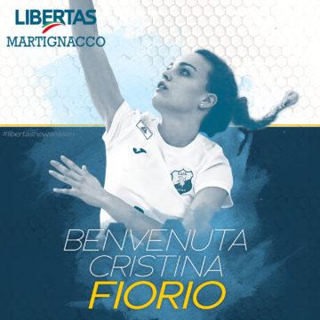 L'Itas Città Fiera firma Cristina Fiorio!