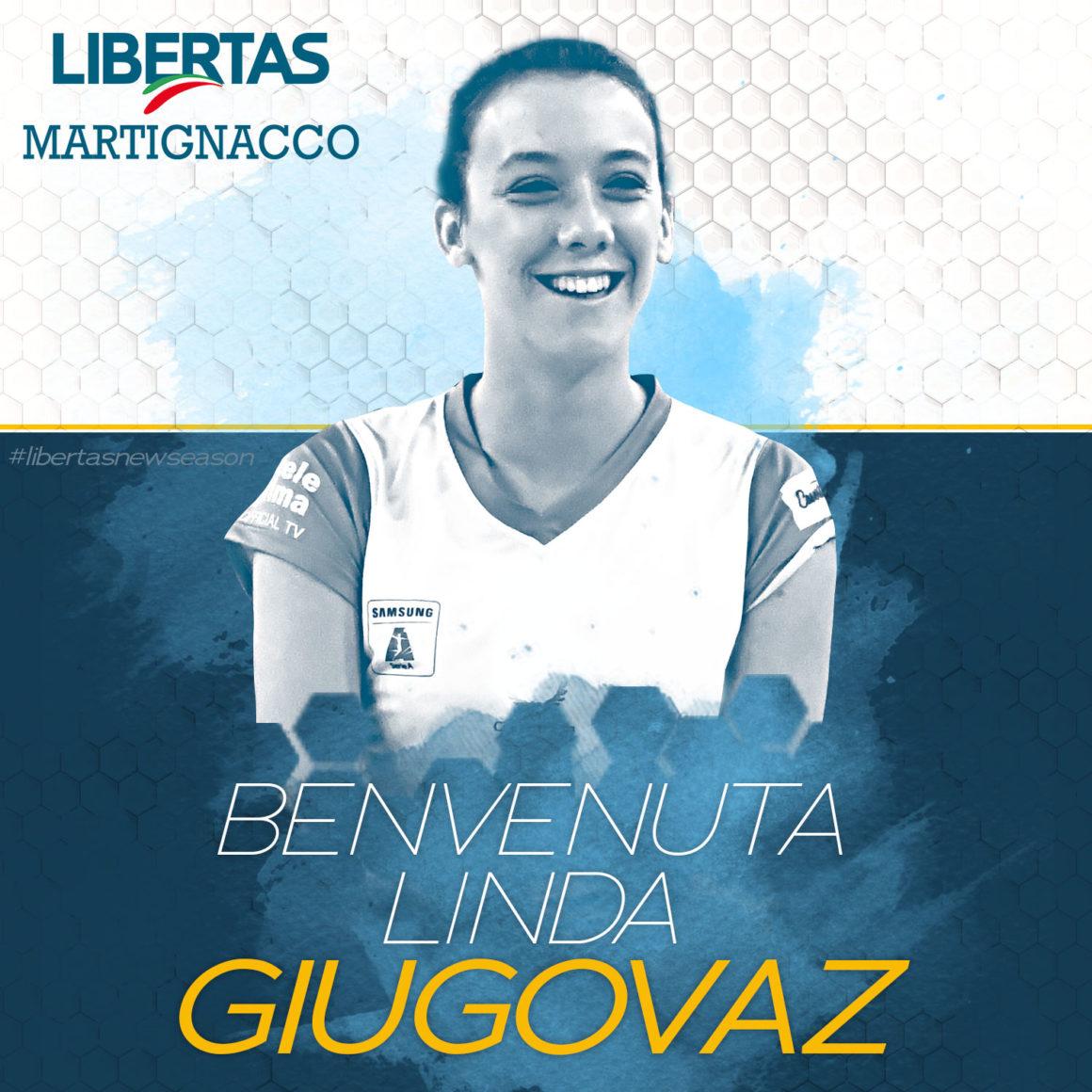 L'Itas Città Fiera riporta Linda Giugovaz in Fvg!