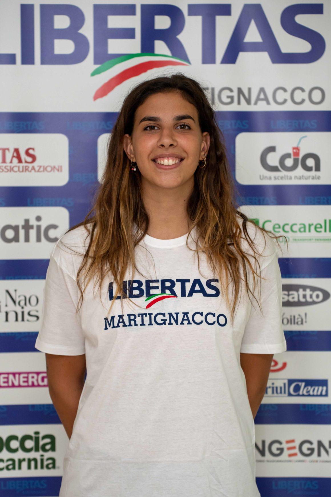 Giulia Caserta commenta la vittoria su Montale