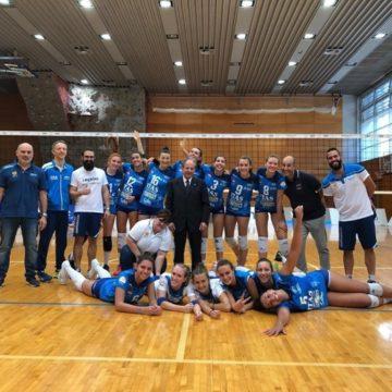 L'Itas Città Fiera fa suo il primo derby a Nova Gorica