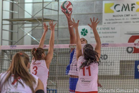 Montale – Itas Città Fiera 3-2
