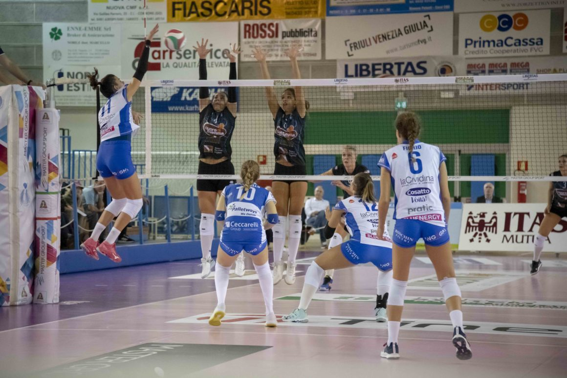 Itas Città Fiera – Cutrofiano 3-0