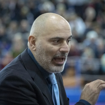 Il commento di coach Gazzotti