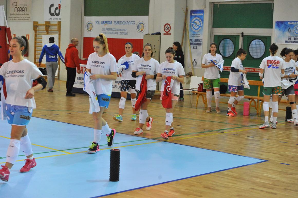 U16: la Vanello batte la RojalKennedy gialla