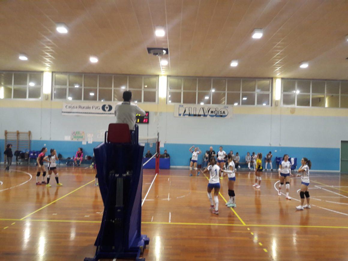 Serie C: la Libertas Majanese espugna Mossa