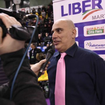 Coach Gazzotti intervistato da Obiettivo volley