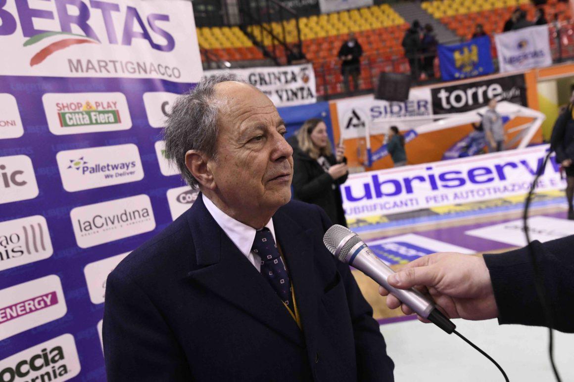 Bernardino Ceccarelli in diretta su BHtv