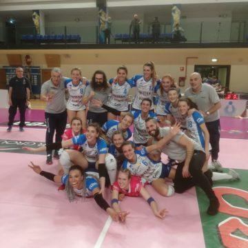 Club Italia – Itas Città Fiera 2-3