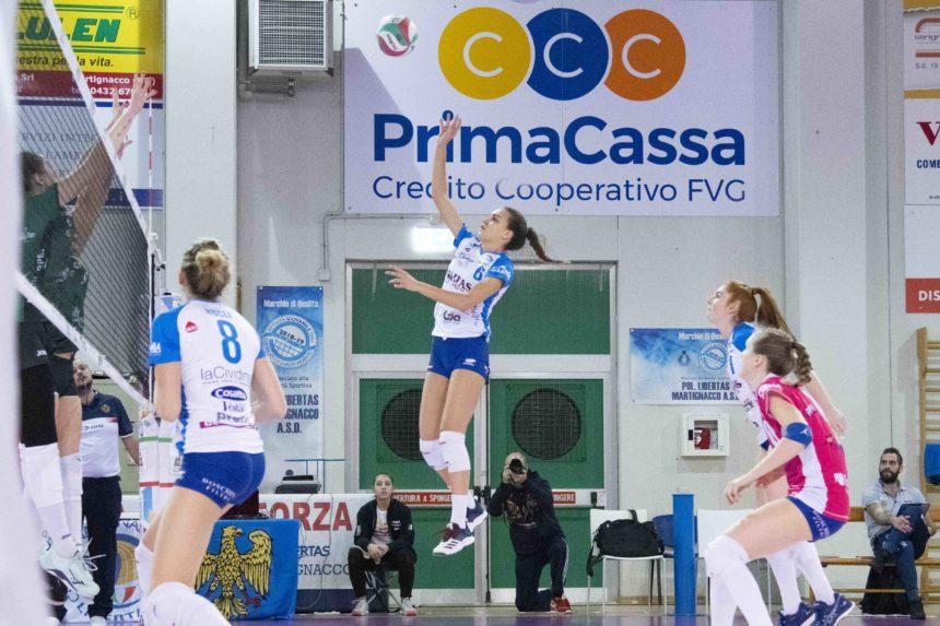 Itas Città Fiera – Sassuolo 3-0