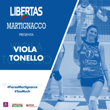 L'Itas Città Fiera presenta Viola Tonello