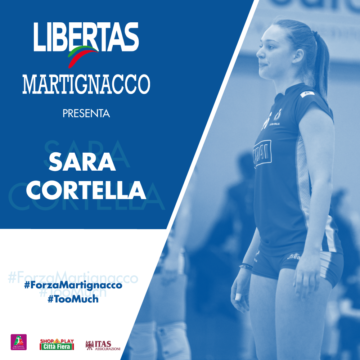 L'Itas Città Fiera presenta Sara Cortella