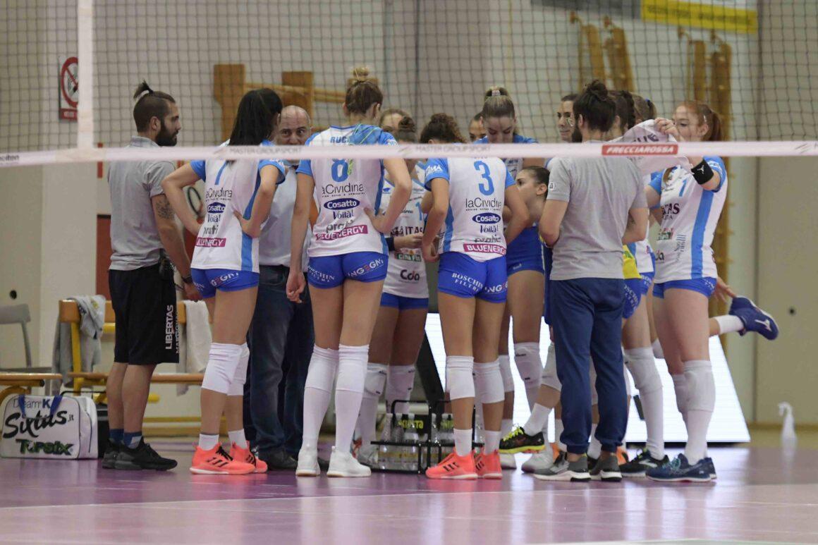 La Itas Città Fiera esordirà in casa contro il Cus Torino