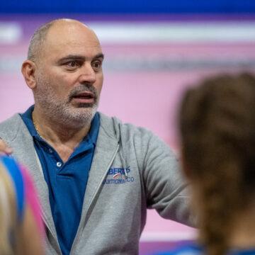 L'Itas Città Fiera riparte da coach Marco Gazzotti