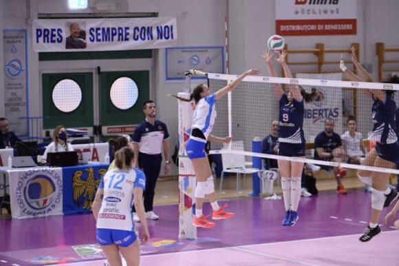 Itas Città Fiera – Torino 3-1