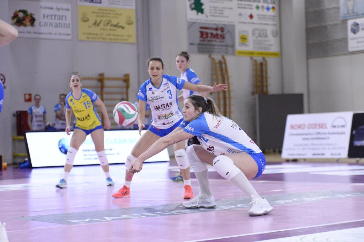 Torino – Itas Città Fiera 1-3