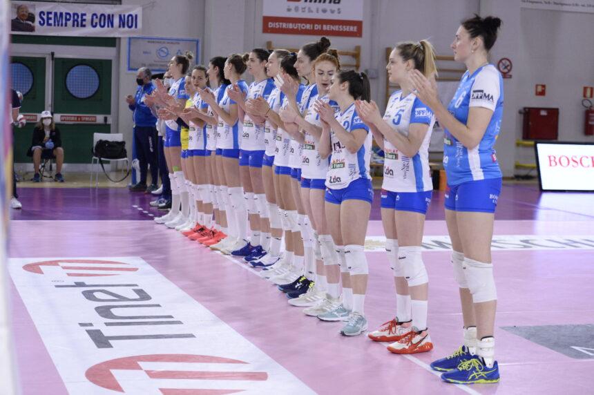 Club Italia – Itas Città Fiera 3-2