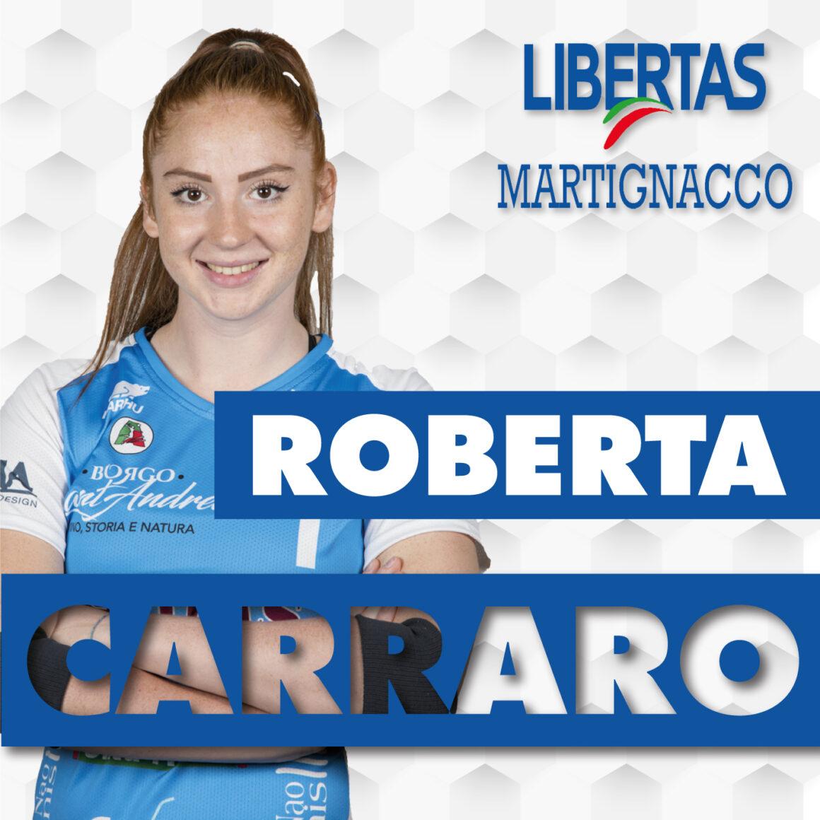 Nella Libertas 2021-22 ci sarà la regista Roberta Carraro