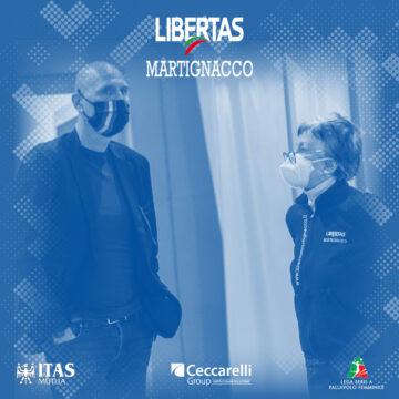 La Ceccarelli Group diventa co-main sponsor in serie A2!