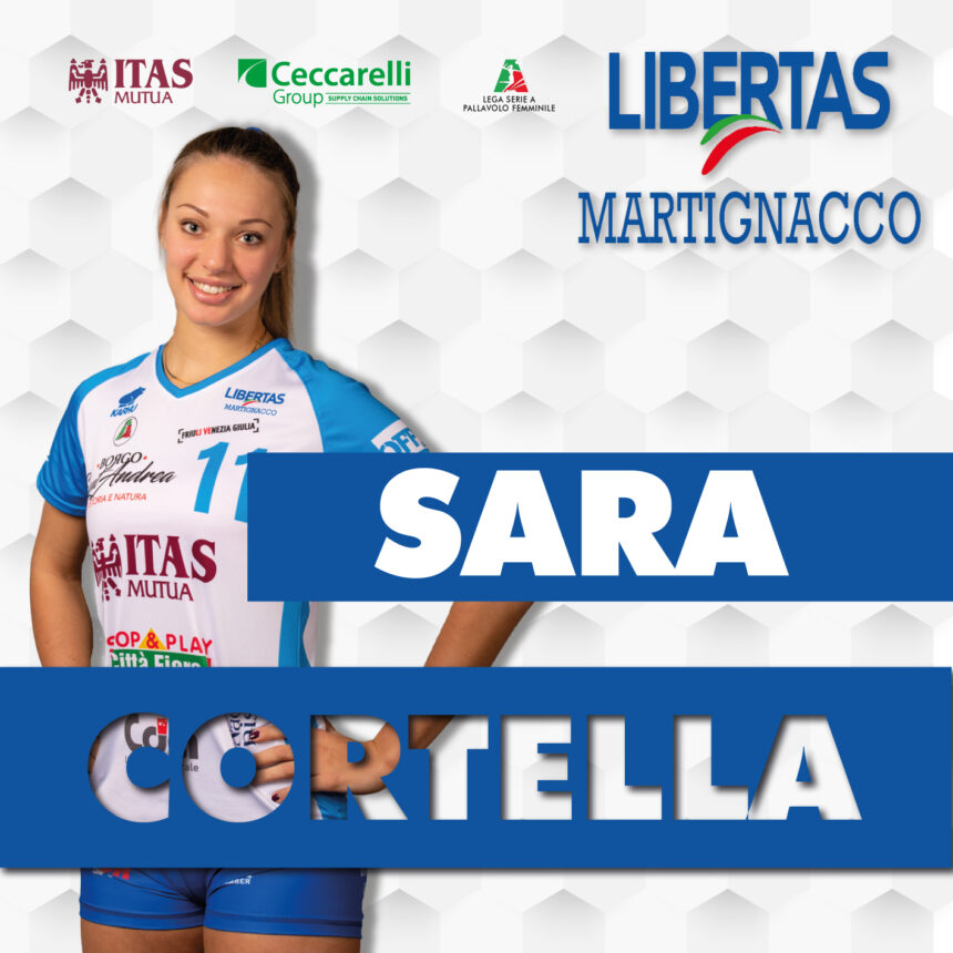 La Itas Ceccarelli Group conferma Sara Cortella
