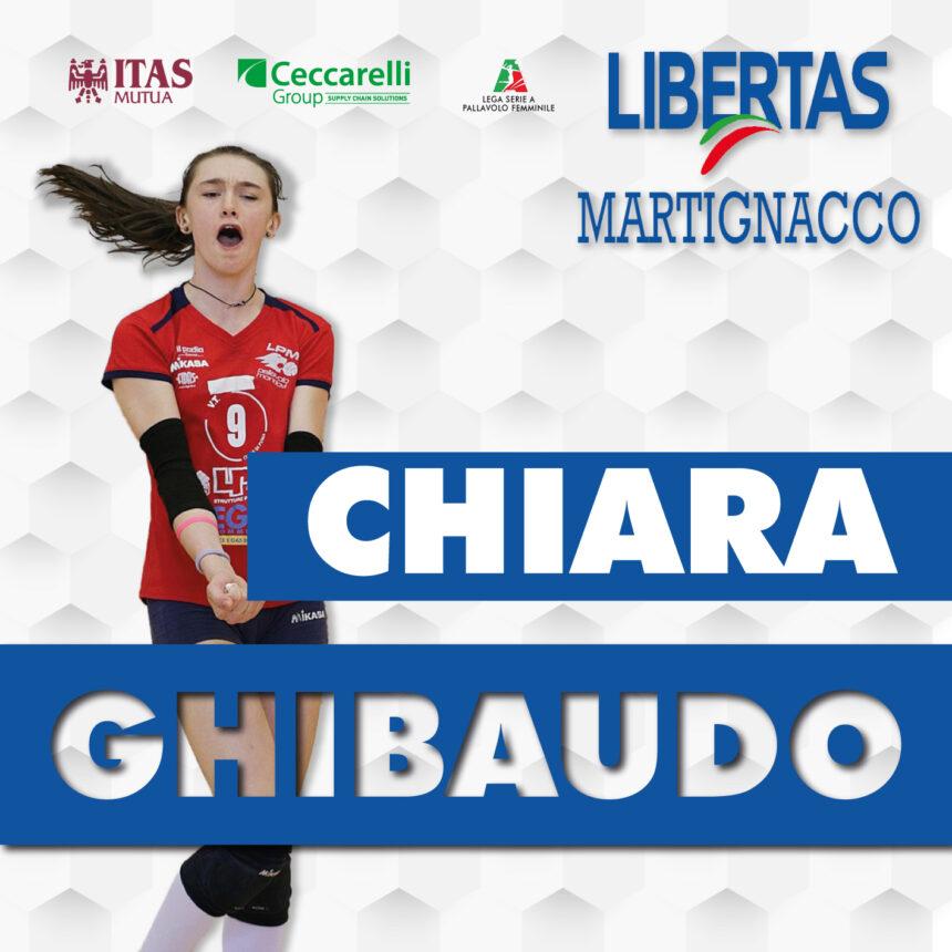 Il talento di Chiara Ghibaudo per l'Itas Ceccarelli Group